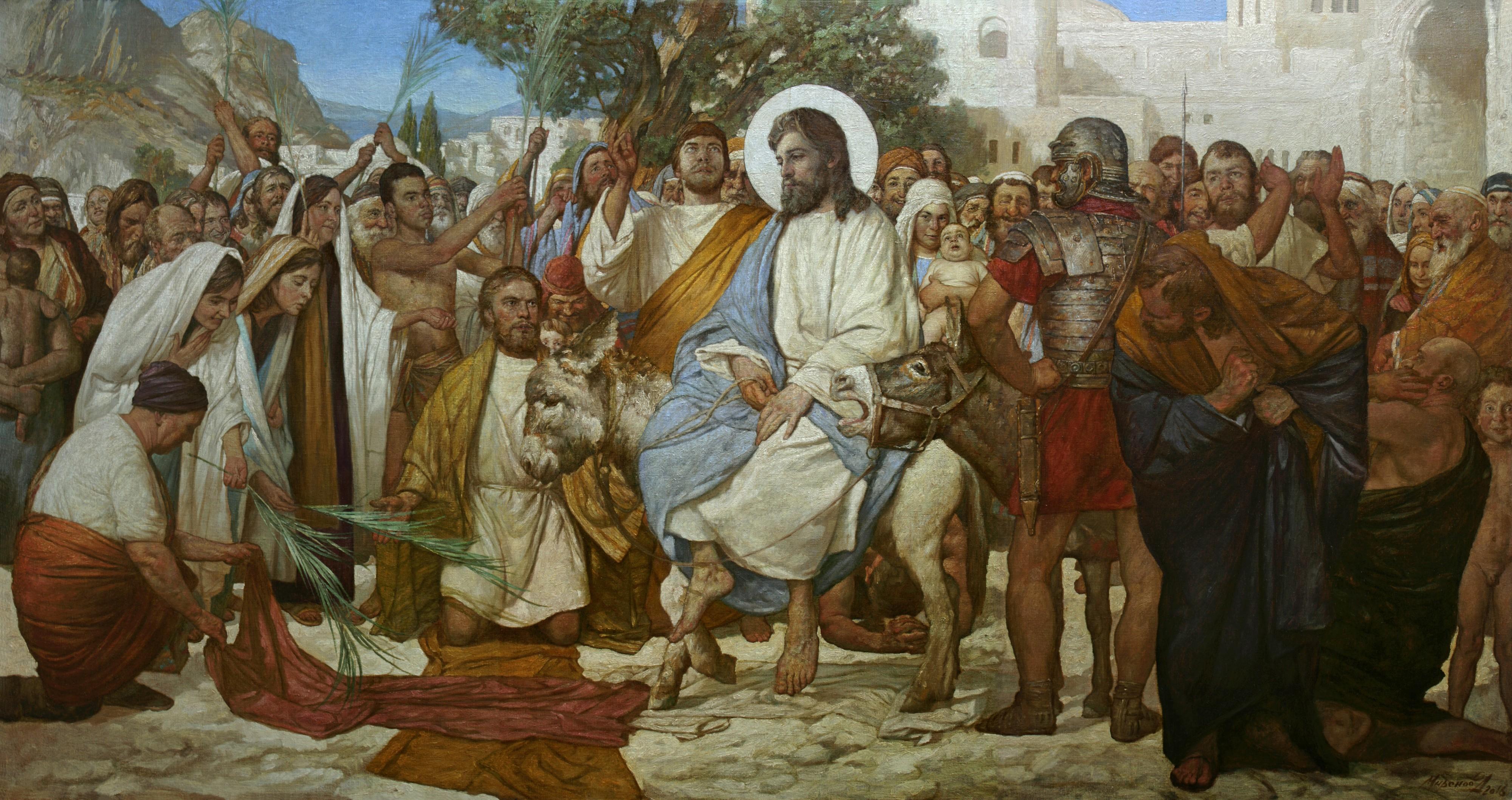 чая вход господень в иерусалим фото достижения идеальной